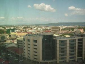 The skycraping Davao City