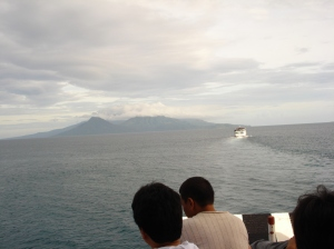 Heading to Camiguin from Balingoan Port