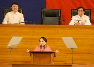 PGMA on her 8th SONA