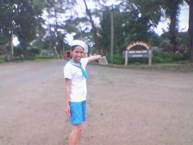 Meh in the Camp Philipps, Manolo Fortich, Bukidnon