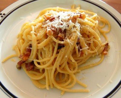sumptuous Italian pasta